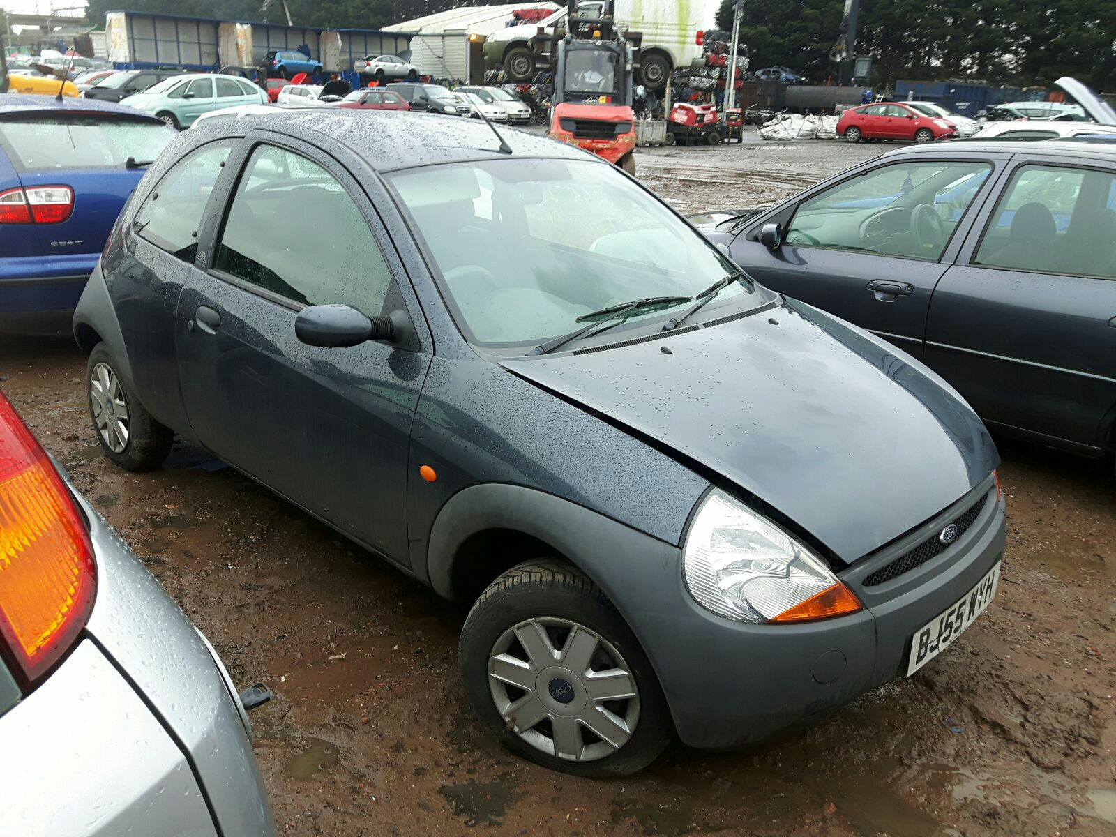 FORD KA COLLECTION A/C 4810931