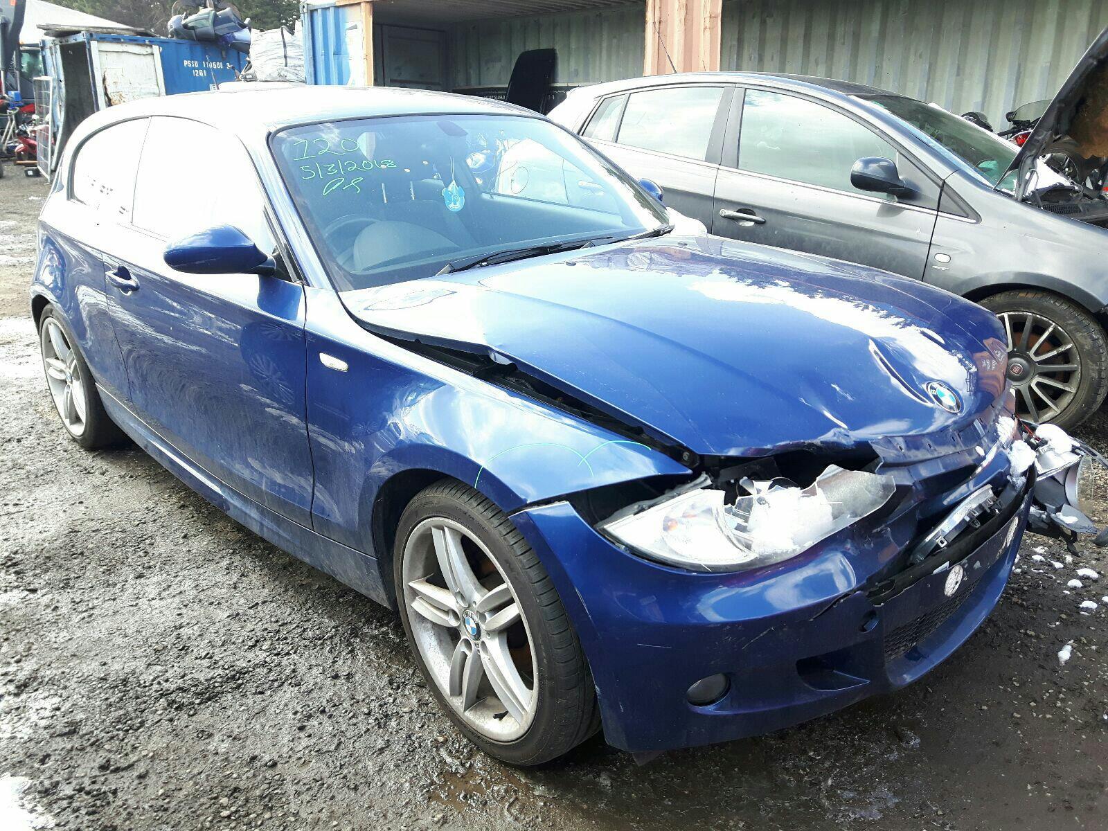 BMW 1 SERIES 116I M SPORT 4843421