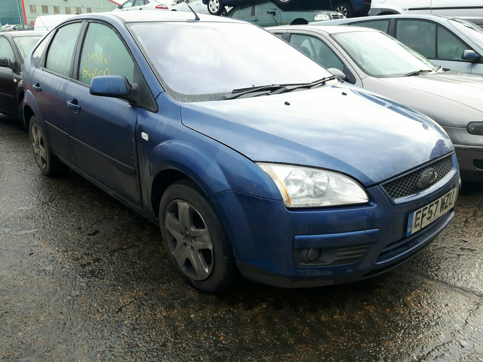 FORD FOCUS STYLE TDCI 4810715