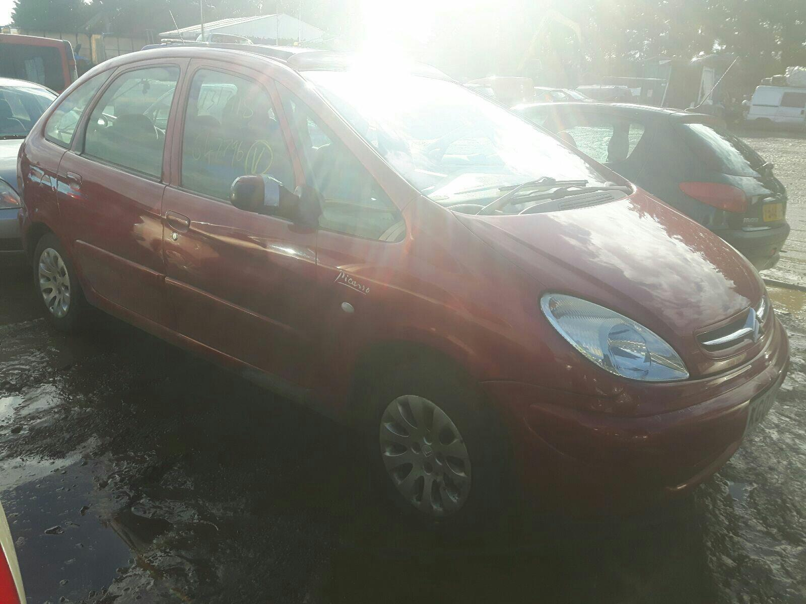 CITROEN XSARA PICASSO EXCLUSIVE HDI 4830858