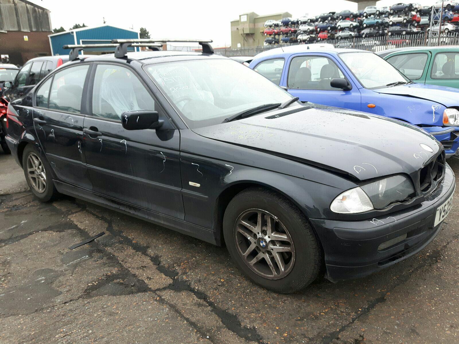 BMW 3 SERIES 316I SE 4821321