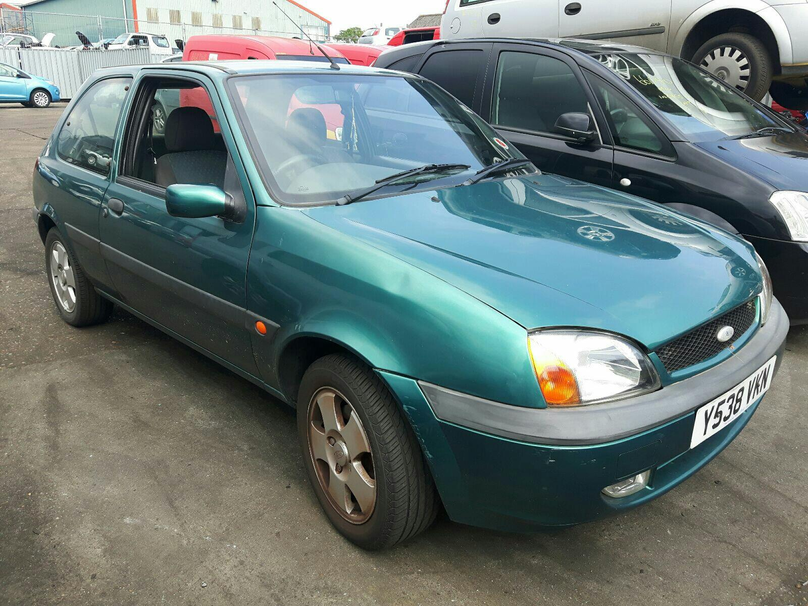 FORD FIESTA FREESTYLE 16V 5005334