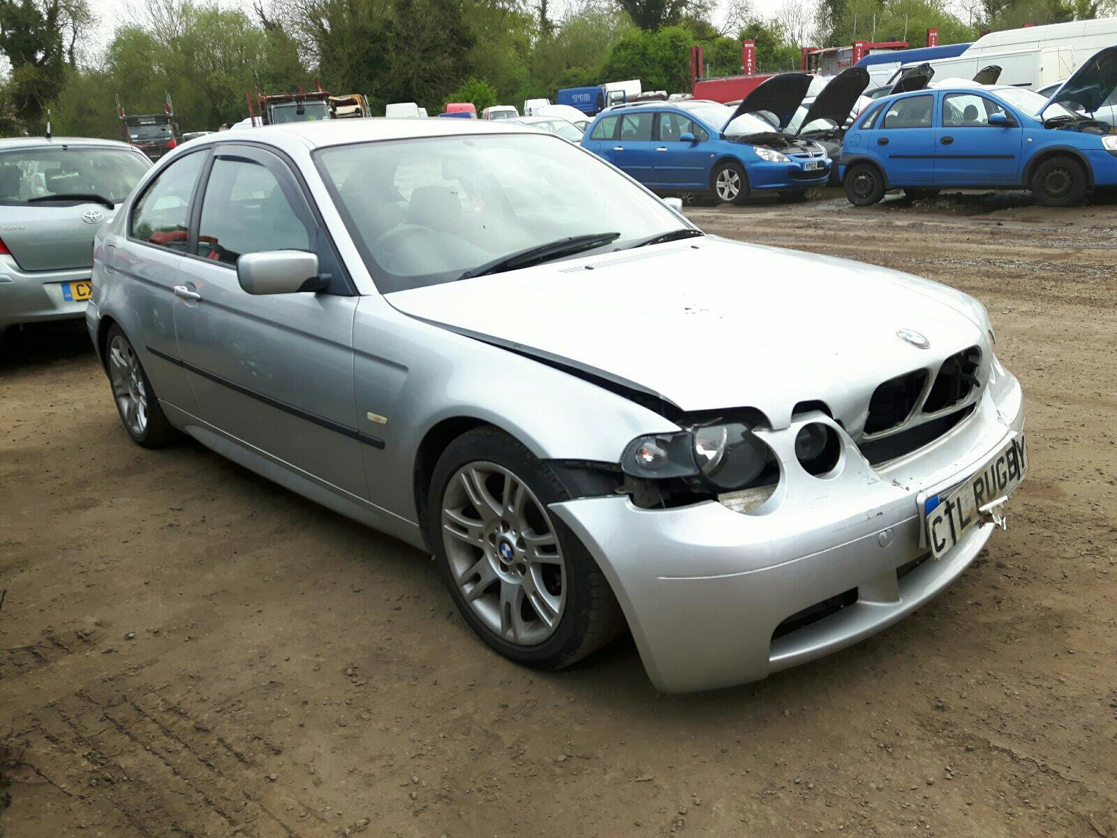 BMW 3 SERIES 318TI SPORT 4955557