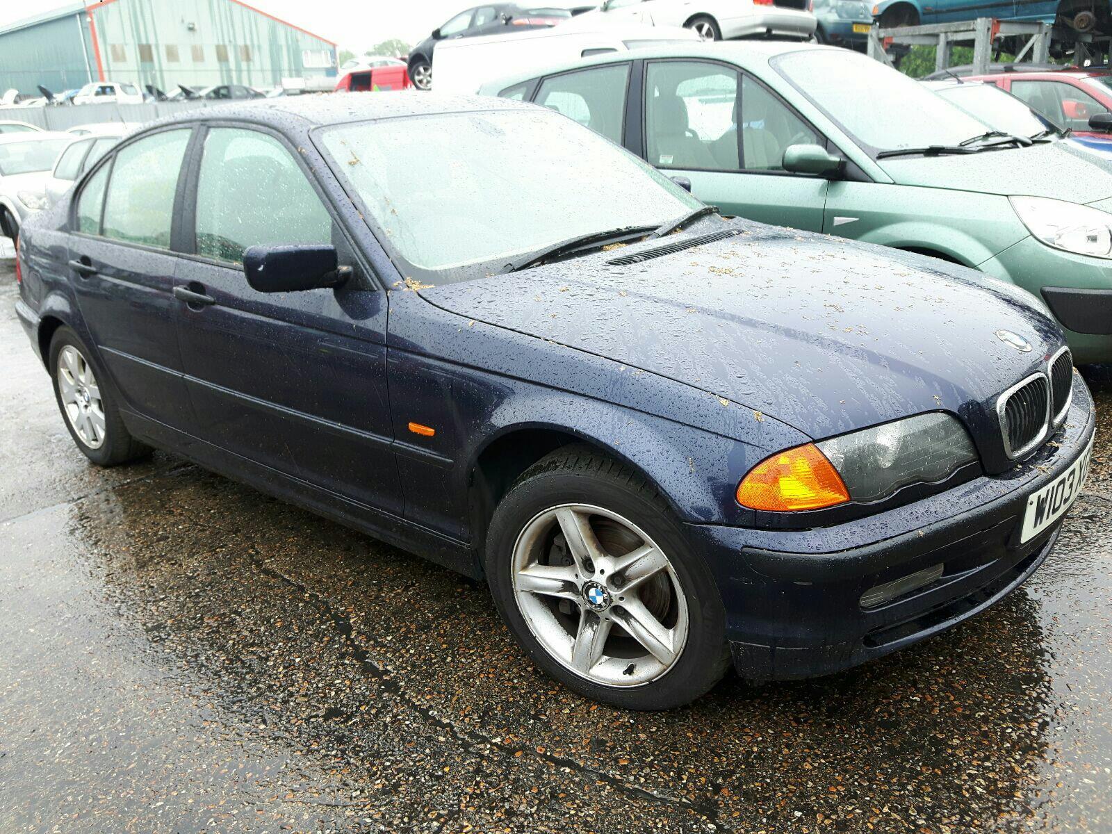 BMW 3 SERIES 320D 5002387