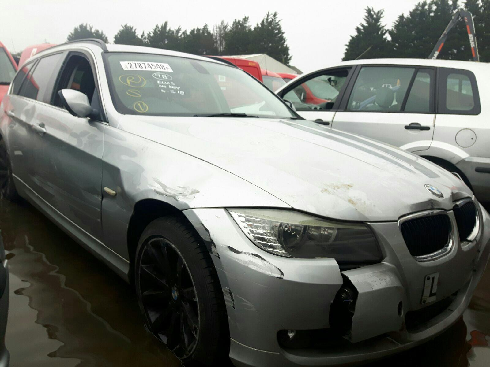 BMW 3 SERIES 318D SE TOURING 5005932
