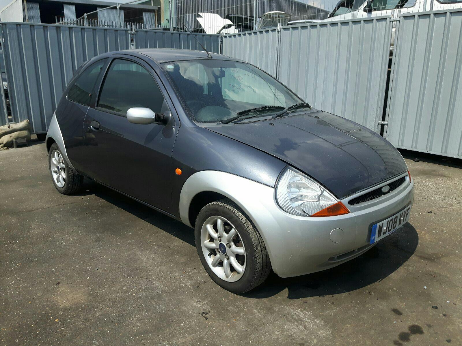 FORD KA ZETEC CLIMATE CLOTH 4991997