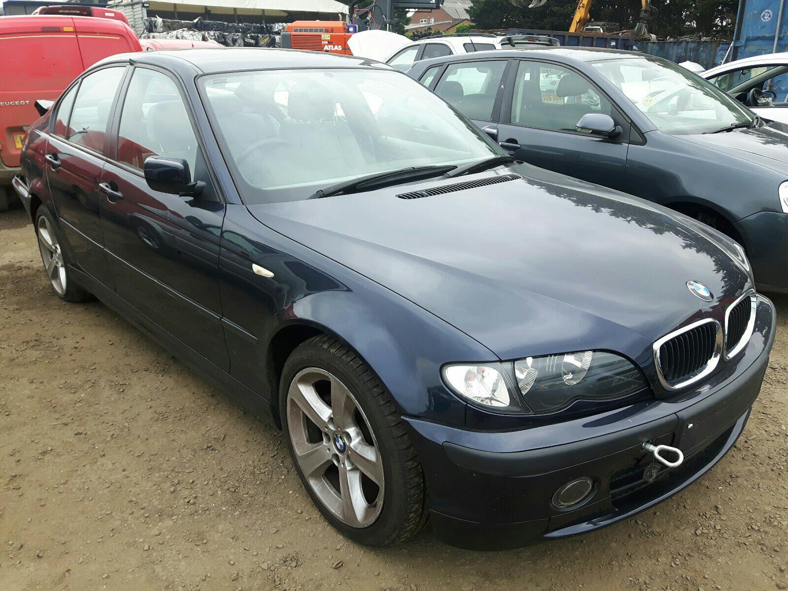 BMW 3 SERIES 316I ES 5010012