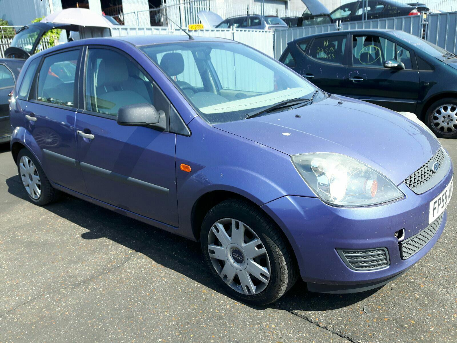 FORD FIESTA STYLE CLIMATE 16V 4997553