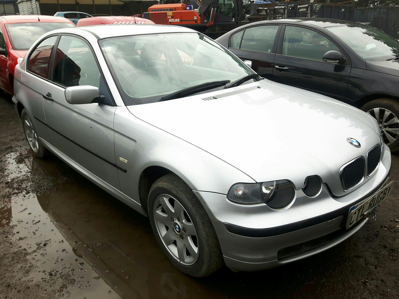 BMW 3 SERIES 318TI SE 5007780