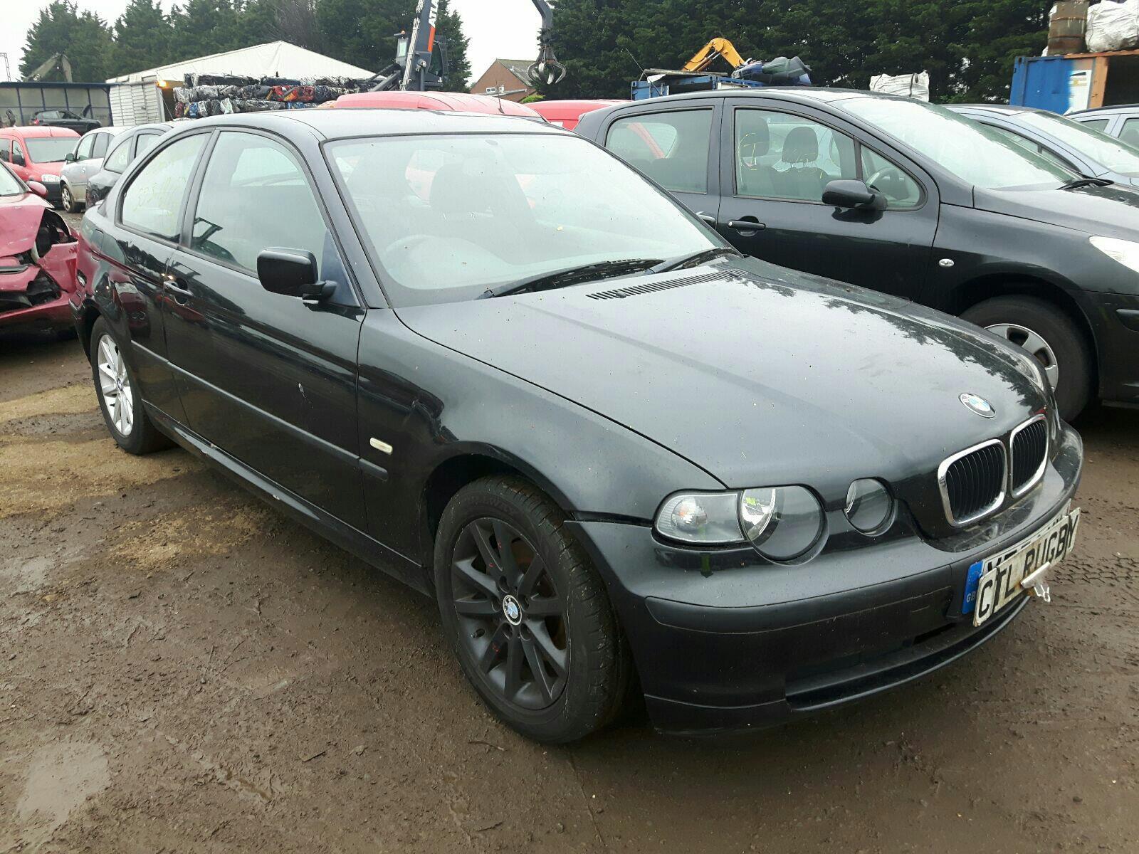 BMW 3 SERIES 316TI ES 5012947