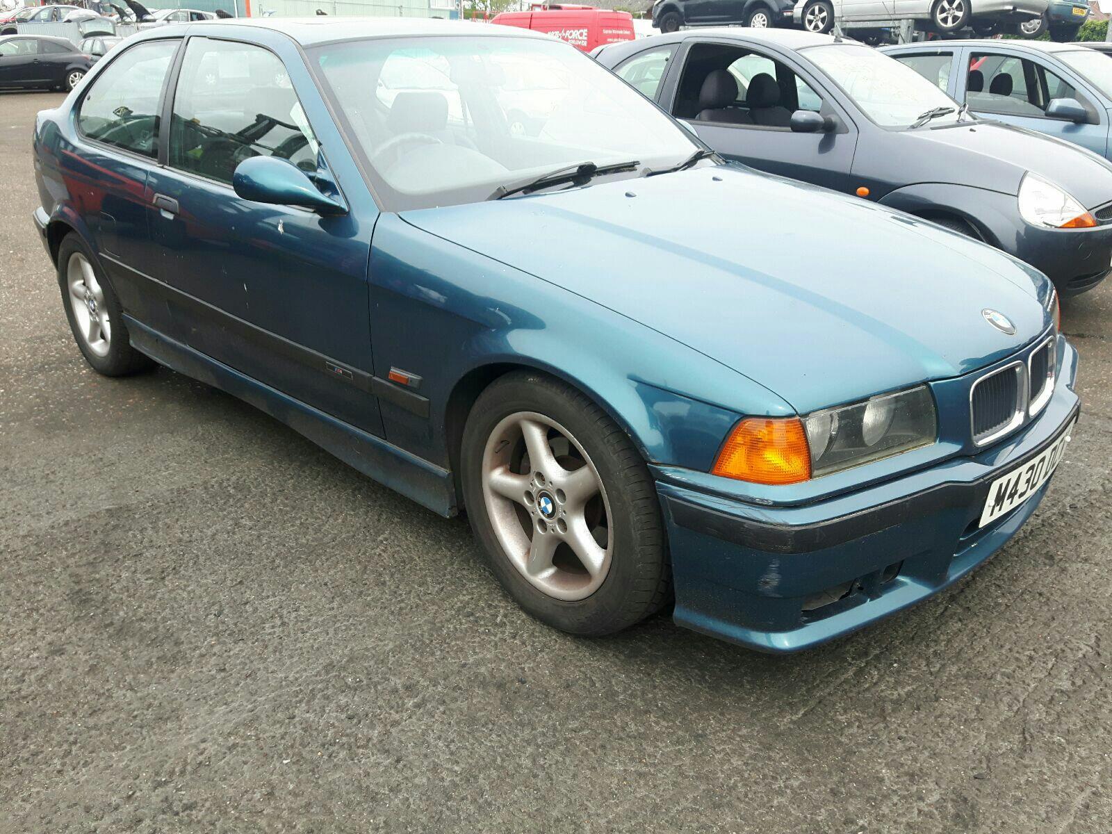 BMW 3 SERIES 318TI COMPACT 4970998