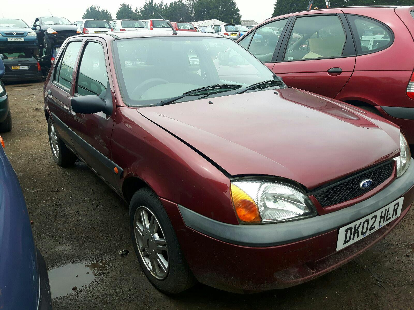 FORD FIESTA FLIGHT 5006790