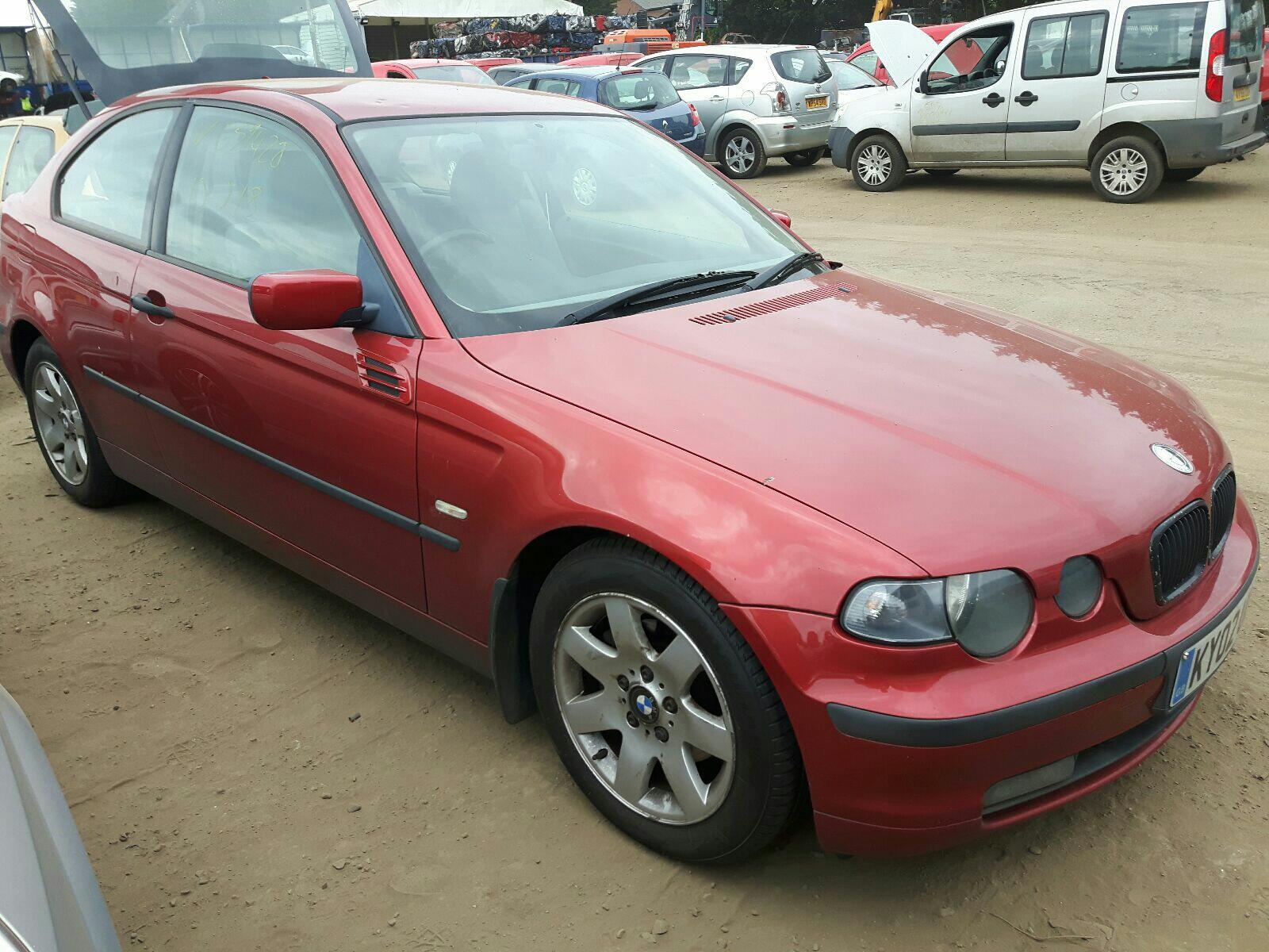 BMW 3 SERIES 316TI SE 4980281