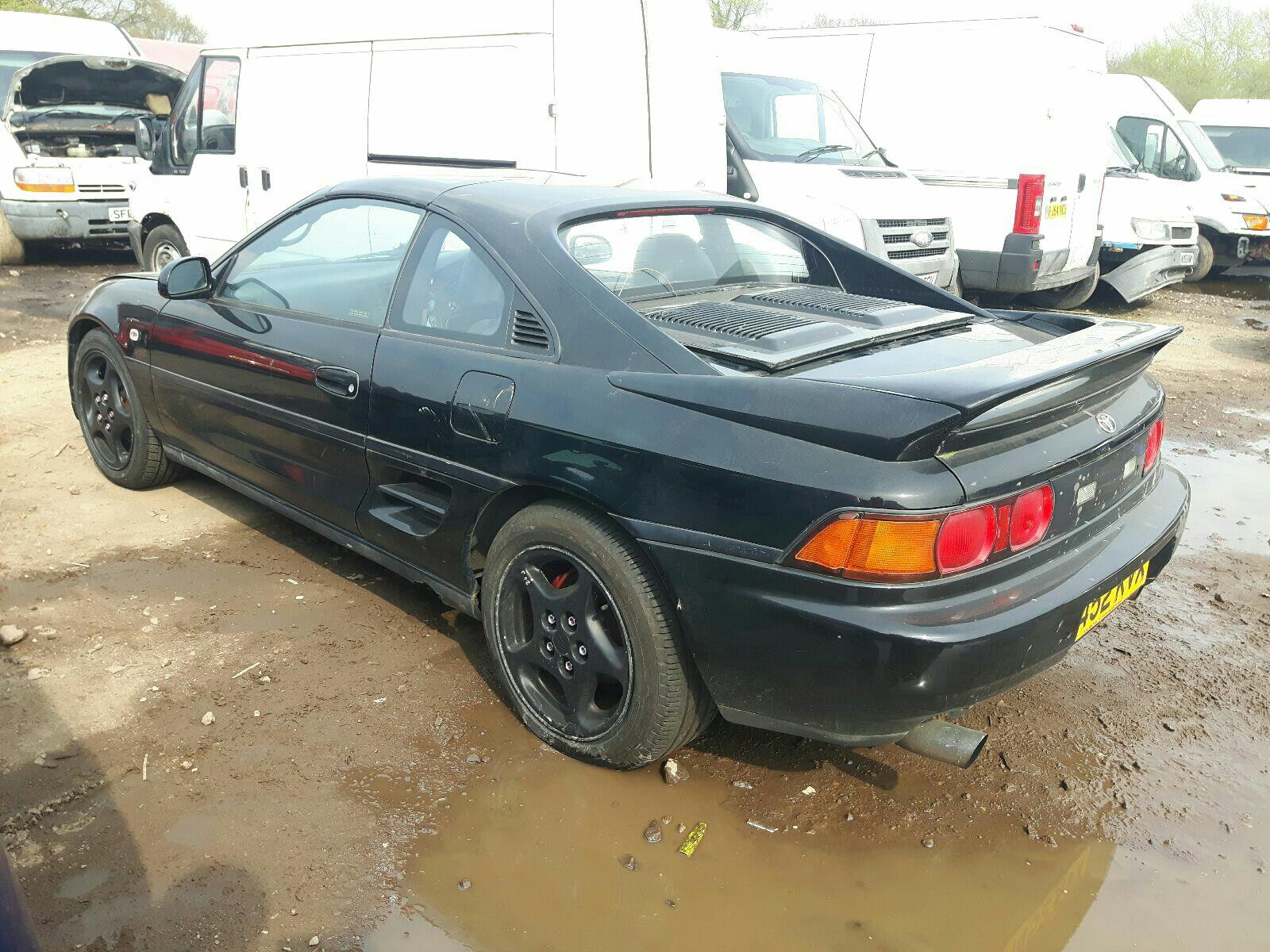 TOYOTA MR2 GT - Breaking Vehicles at PickAPart