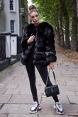 Custom Fur Coat