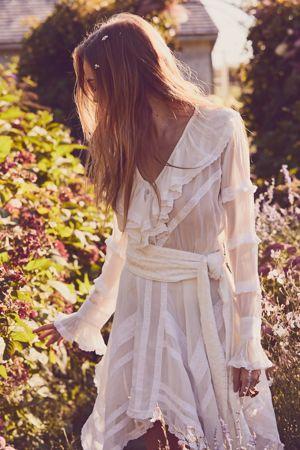 LOVESHACKFANCY Blair Dress