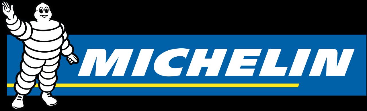Michelin tyres logo