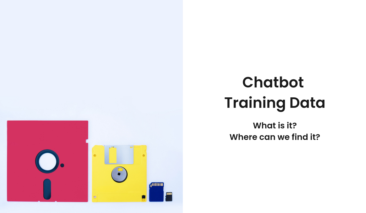 Where to get Chatbot Training Data (and what it is)