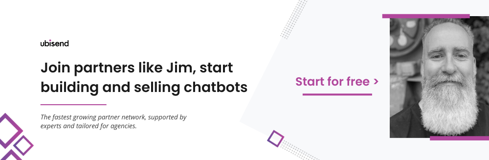 Join Jim and start creating chatbots today