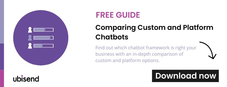chatbot framework comparison guide
