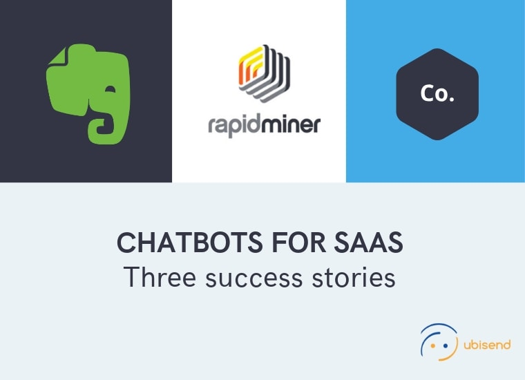 chatbots for saas case studies