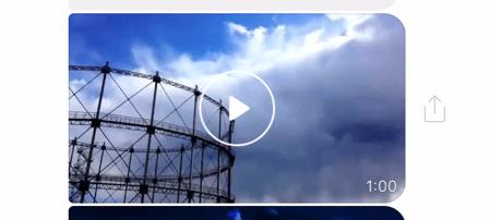 facebook messenger video message