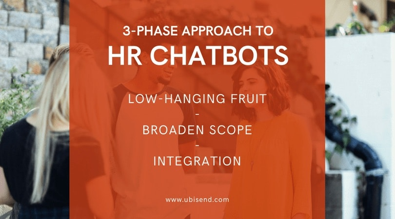 hr chatbots approach
