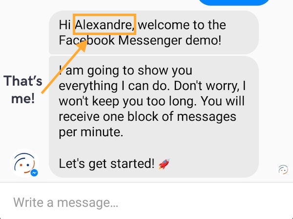 chatbot retention personalisation