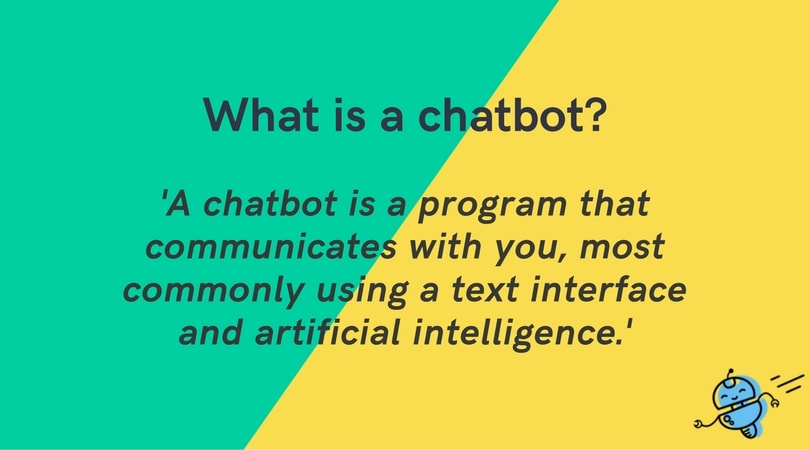 chatbot definition