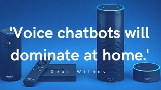 future of chatbots voice