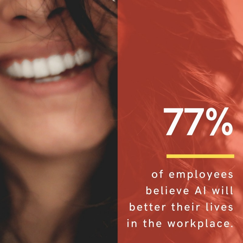 ai improve employee happiness