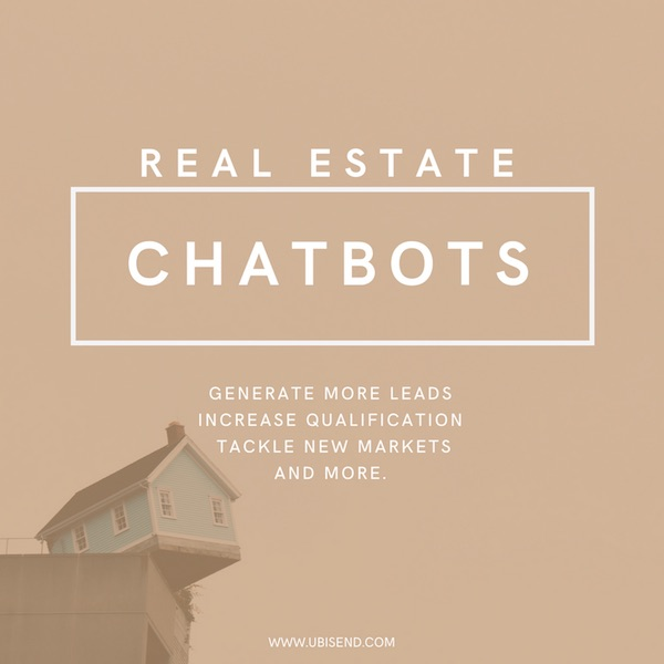 real estate chatbot leads