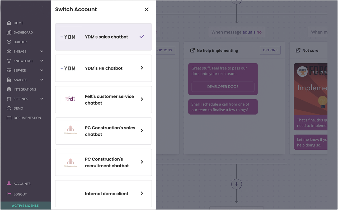 ubisend partner-first chatbot platform
