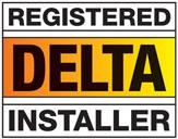 Delta Registered Installer