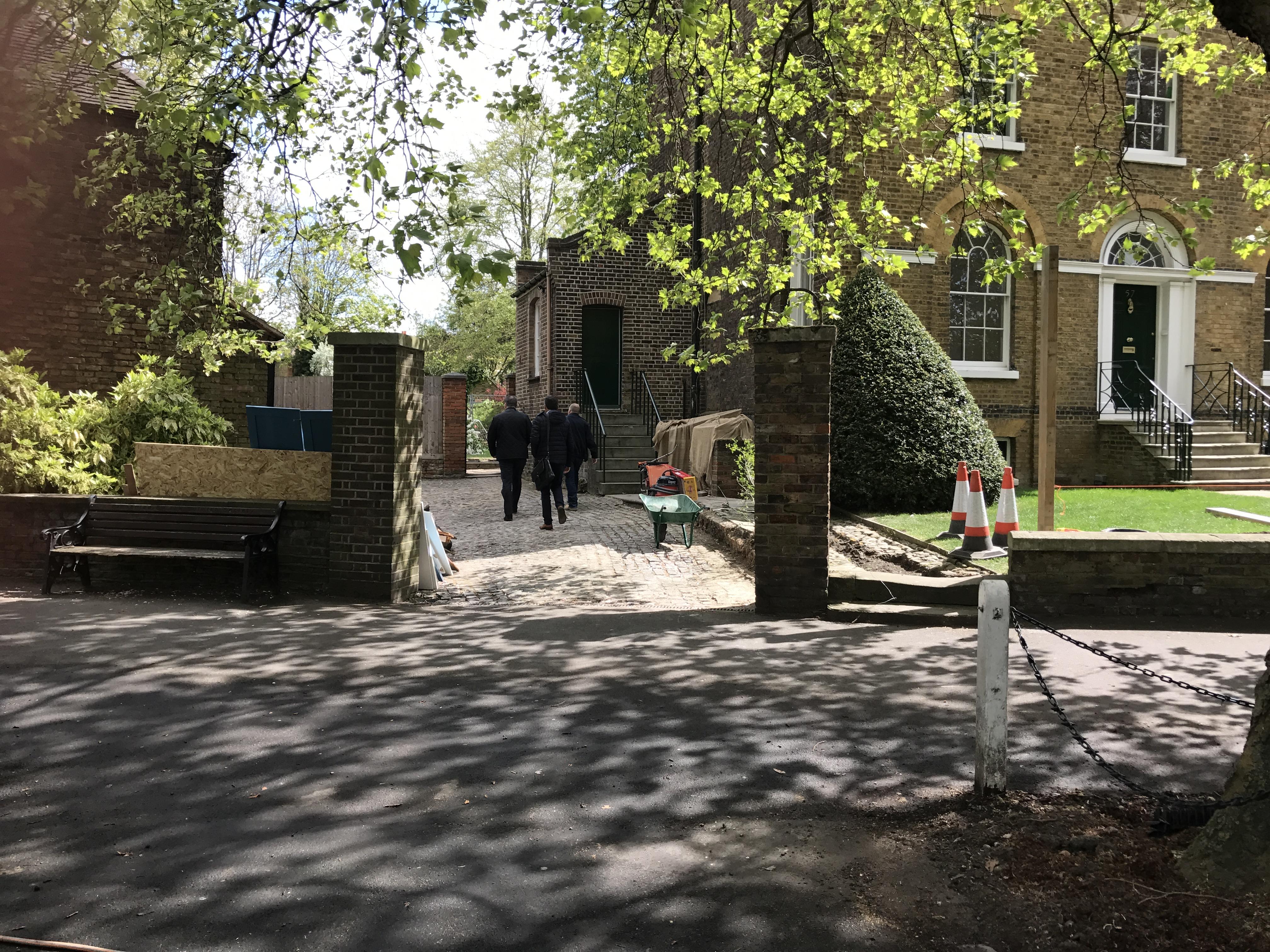 Dulwich Village Exterior 2