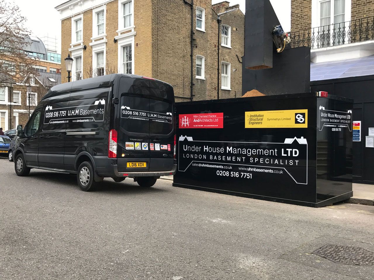 London Basement Company
