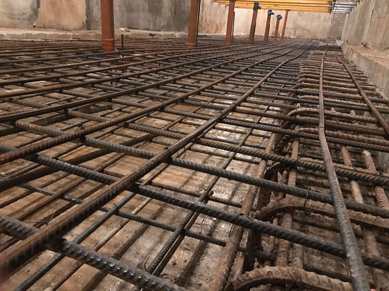 London Basement Construction