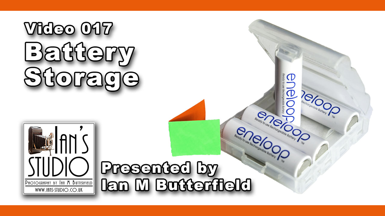 [Video 017] Battery Storage