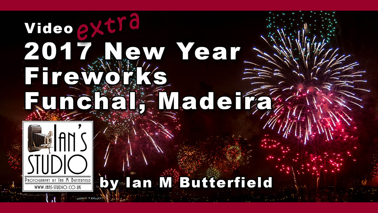 VIDEO Extra – New Year 2017 – Funchal Fireworks