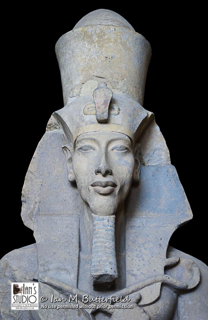 SALE 23 July 2018: A statue of Akhenaten at Cairo Museum – FOURTH Sale