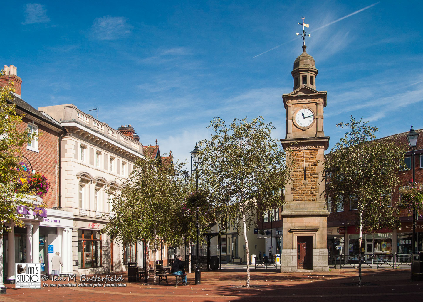 SALE 18 Mar 2019: The Clock Tower, Rugby Town Centre, UK – THIRD Sale