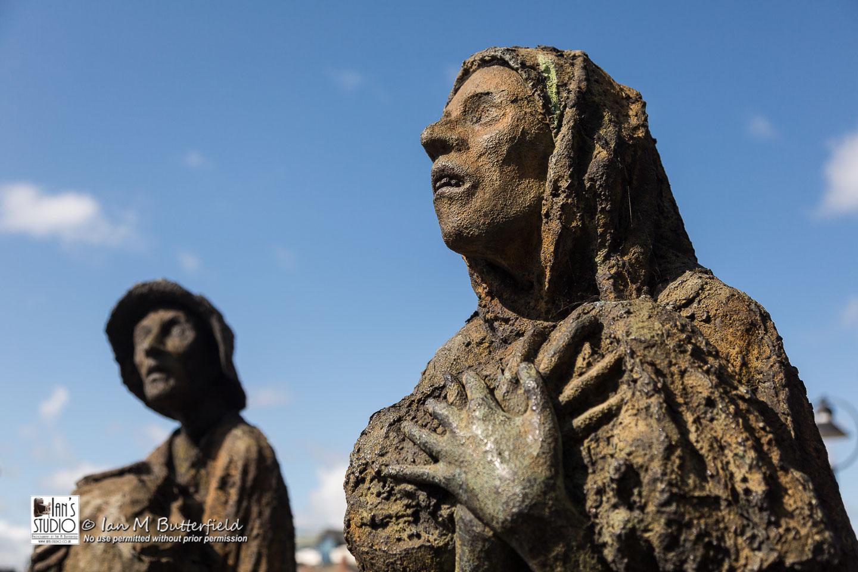 POTD 28 Jul 2019: Famine Monument, Dublin