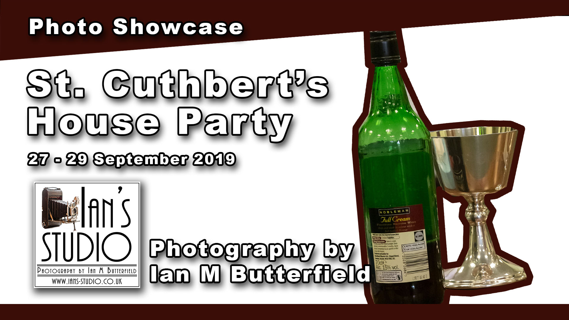 Photo Slideshow: St Cuthbert's House Party 2019