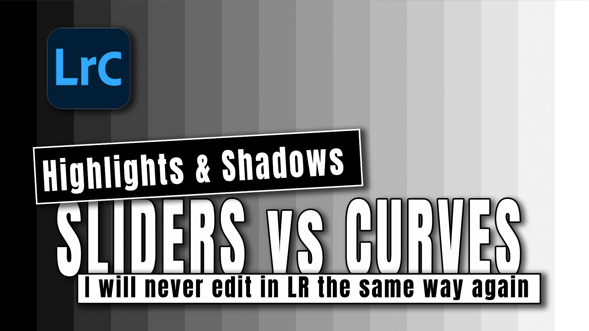 BLOG 21 JUN 2020: Lightroom Classic – Sliders vs Curves – why I will never edit my images the same way again!