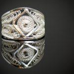 filigree-ring