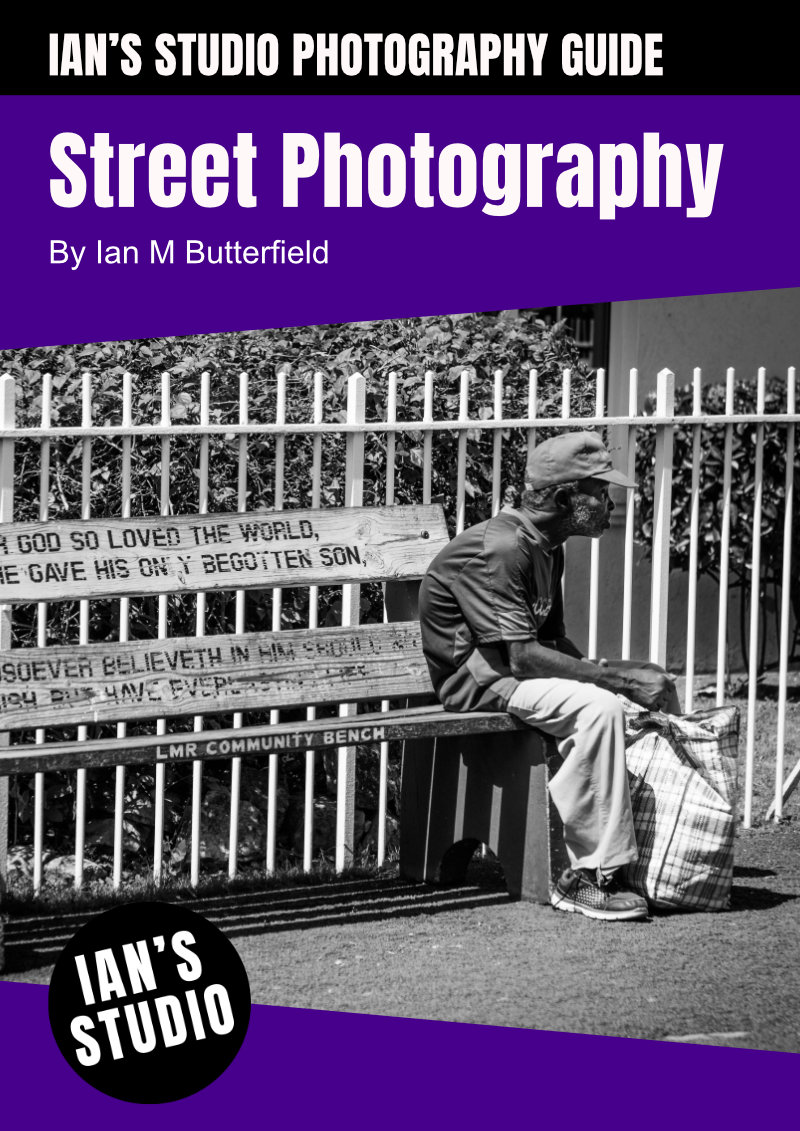 eBOOK: Photography Guide: Street Photography – £4.00