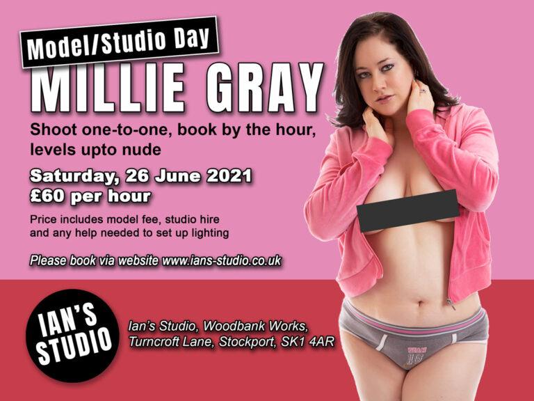 Millie Gray Studio Day