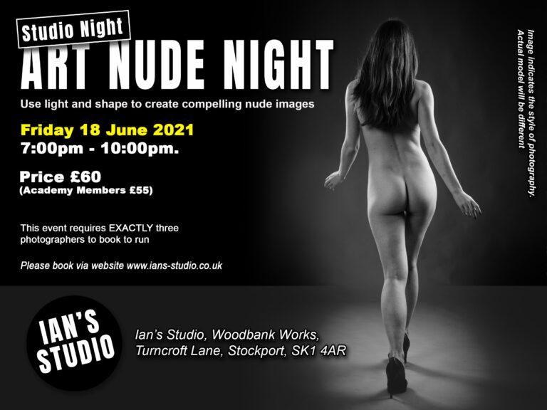 Art Nude Night