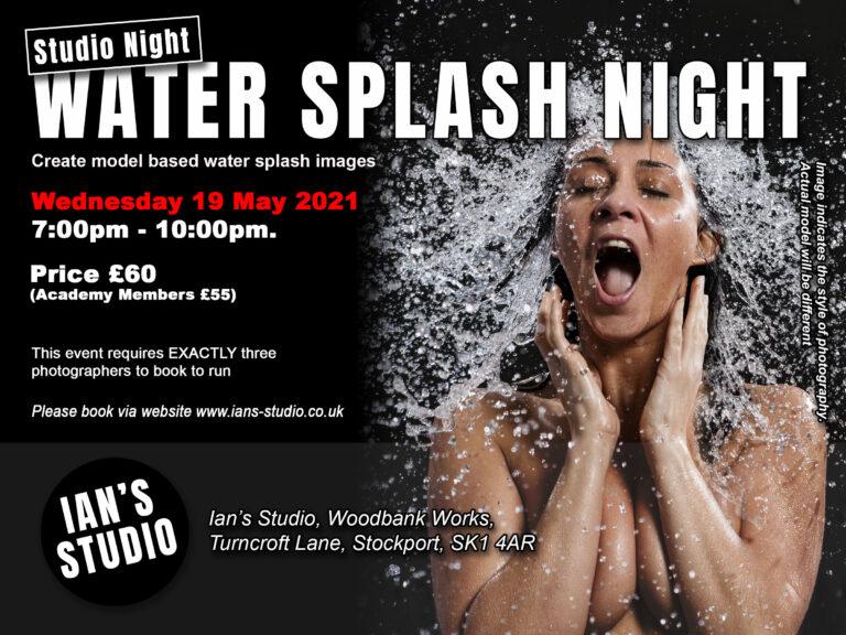 Water Splash Night
