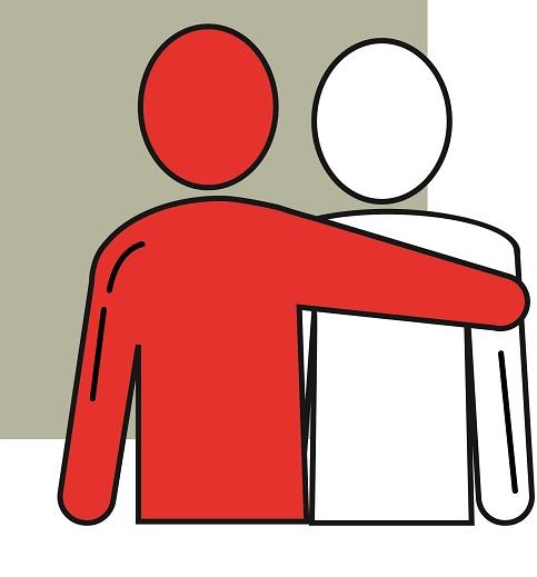 Icoon steunpunt levenseinde en dementie